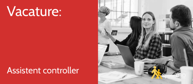 vacature assistent controller